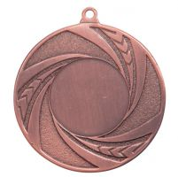 Hurricane Medal Series Bronze 50mm