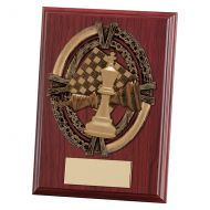 Maverick Apollo Chess Plaque 150mm : New 2019