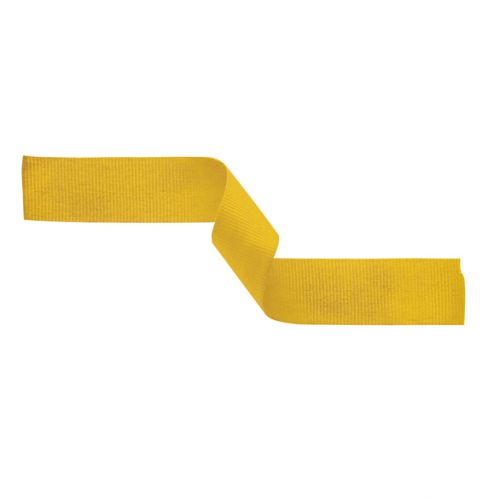 Medal Ribbon Yellow 395x22mm