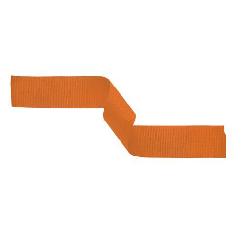 Medal Ribbon Orange 395x22mm