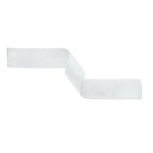 Medal Ribbon White 395x22mm