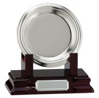 Inverurie Nickel Plated Salver Series 100mm