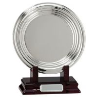 Inverurie Nickel Plated Salver Series 160mm