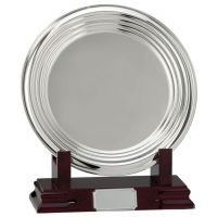 Inverurie Nickel Plated Salver Series 205mm