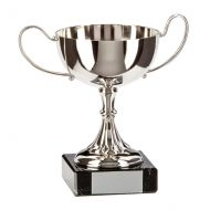 Regency Collection Nickel Plated Presentation Cup 100mm