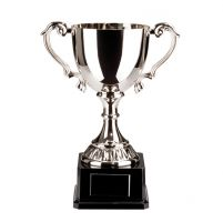 Canterbury Collection Nickel Plated Presentation Cup 175mm