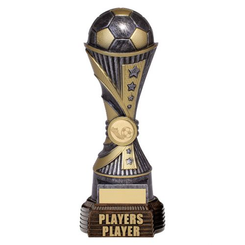 All Stars Football Players Player Antique Silver and Gold 260mm : New 2019