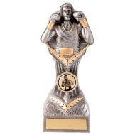 Falcon Boxing Trophy Award 190mm : New 2020