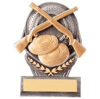 Falcon Clay Pigeon Shooting Trophy Award 105mm : New 2020