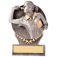 Falcon Darts Female Trophy Award 105mm : New 2020