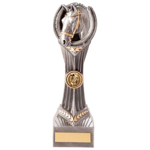 Falcon Equestrian Trophy Award 240mm : New 2020