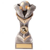 Falcon Football Boot and Ball Trophy Award 190mm : New 2020