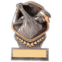Falcon Golf Male Trophy Award 105mm : New 2020