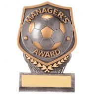 Falcon Football Managers Trophy Award 105mm : New 2020