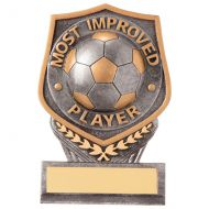Falcon Most Improved Player Trophy Award 105mm : New 2020