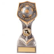 Falcon Most Improved Player Trophy Award 190mm : New 2020