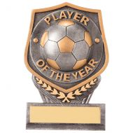 Falcon Football Player of the Year Trophy Award 105mm : New 2020