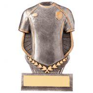 Falcon Football Shirt Trophy Award 105mm : New 2020