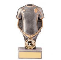 Falcon Football Shirt Trophy Award 150mm : New 2020
