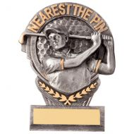 Falcon Golf Nearest The Pin Trophy Award 105mm : New 2020