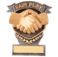 Falcon Fair Play Trophy Award 105mm : New 2020