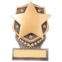 Falcon Achievement Star Trophy Award 105mm : New 2020