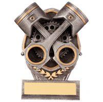 Falcon Motorsport Crossed Pistons Trophy Award 105mm : New 2020