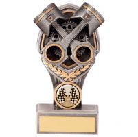 Falcon Motorsport Crossed Pistons Trophy Award 150mm : New 2020