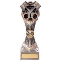 Falcon Motorsport Crossed Pistons Trophy Award 220mm : New 2020