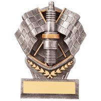 Falcon Motorsport Spark Plug Trophy Award 105mm : New 2020