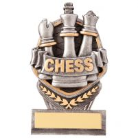 Falcon Chess Trophy Award 105mm : New 2020