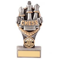 Falcon Chess Trophy Award 150mm : New 2020