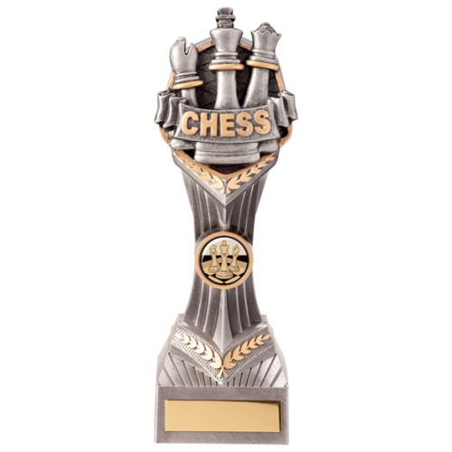 Falcon Chess Trophy Award 220mm : New 2020