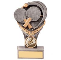 Falcon Table Tennis Trophy Award 150mm : New 2020