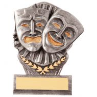 Falcon Drama Trophy Award 105mm : New 2020