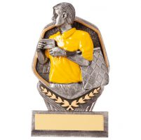 Falcon Assistant Referee Trophy Award 105mm : New 2020