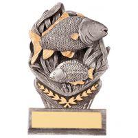 Falcon Fishing Carp Trophy Award 105mm : New 2020