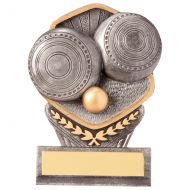 Falcon Lawn Bowls Trophy Award 105mm : New 2020