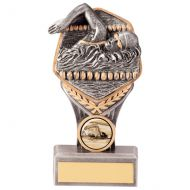 Falcon Swimming Female Trophy Award 150mm : New 2020