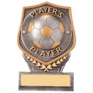 Falcon Football Players Player Trophy Award 105mm : New 2020