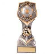 Falcon Football Players Player Trophy Award 190mm : New 2020