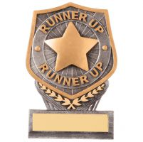 Falcon Achievement Runner Up Trophy Award 105mm : New 2020