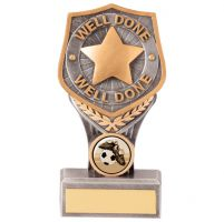 Falcon Achievement Well Done Trophy Award 150mm : New 2020