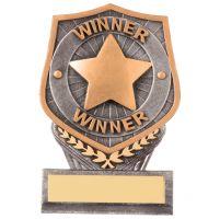Falcon Achievement Winner Trophy Award 105mm : New 2020