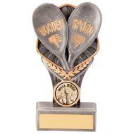 Falcon Wooden Spoon Trophy Award 150mm : New 2020