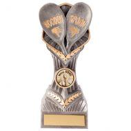 Falcon Wooden Spoon Trophy Award 190mm : New 2020