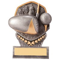 Falcon Golf Trophy Award 105mm : New 2020