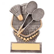 Falcon Badminton Trophy Award 105mm : New 2020