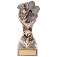 Falcon Badminton Trophy Award 190mm : New 2020