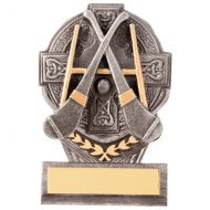 Falcon GAA Hurling Trophy Award 105mm : New 2020
